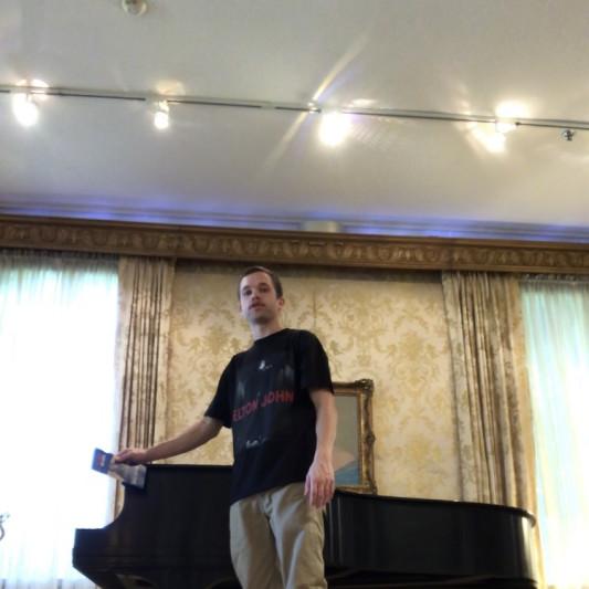 Parker Pearce on SoundBetter