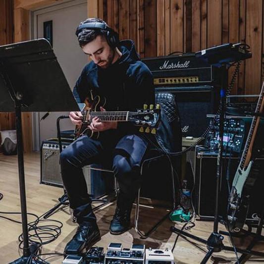 Vin Landolfi on SoundBetter