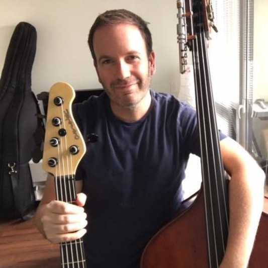 Rob H. Double/Electric Basses on SoundBetter