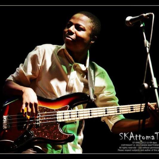Naphtali Chivandikwa on SoundBetter