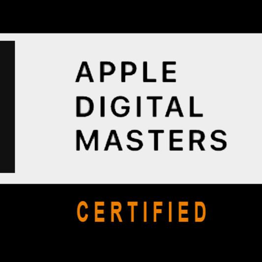 Apple Digital Masters on SoundBetter