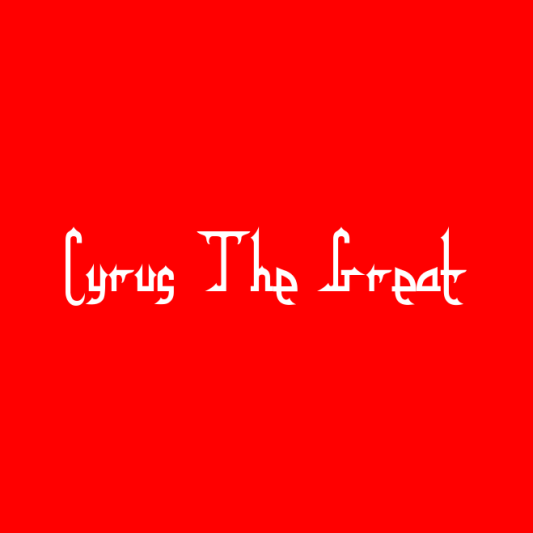 Cyrus The Great on SoundBetter