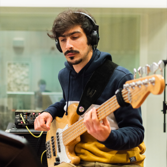José Santibañez on SoundBetter