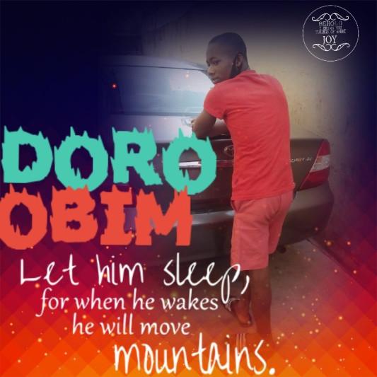 DORO OBIM on SoundBetter
