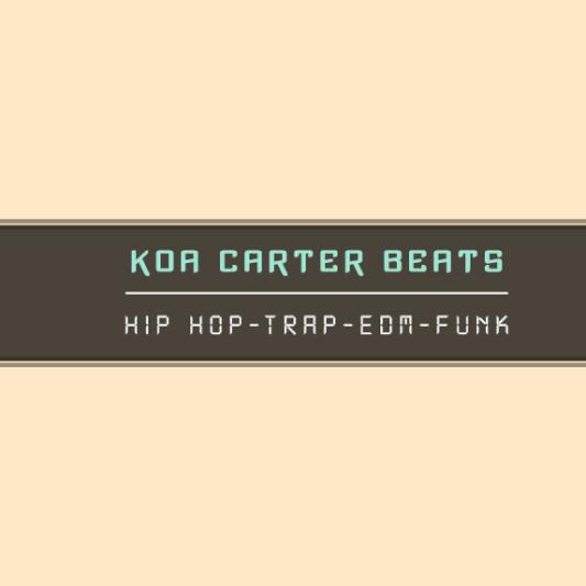 Koa Carter Beats on SoundBetter