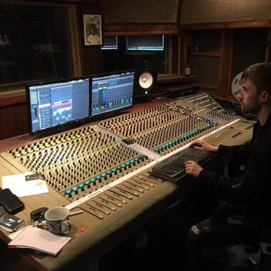 Jacob Bush on SoundBetter