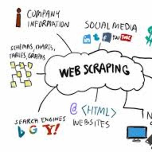 Pro Web Scraper on SoundBetter
