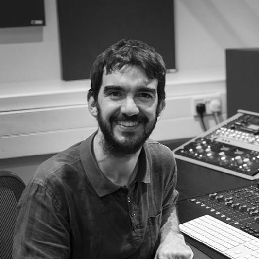 Carlos Bricio on SoundBetter