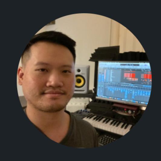 Charles Tsai on SoundBetter