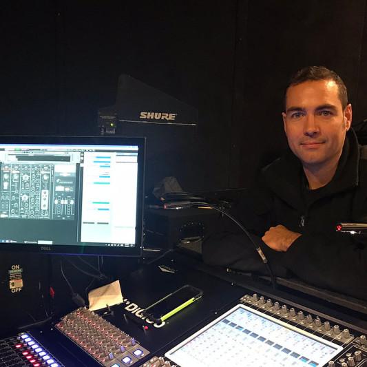 Andrew Adams on SoundBetter