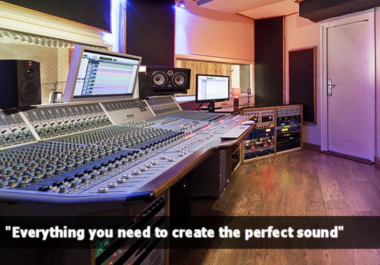Parlour Studios on SoundBetter