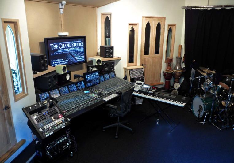 The Chapel Studios on SoundBetter