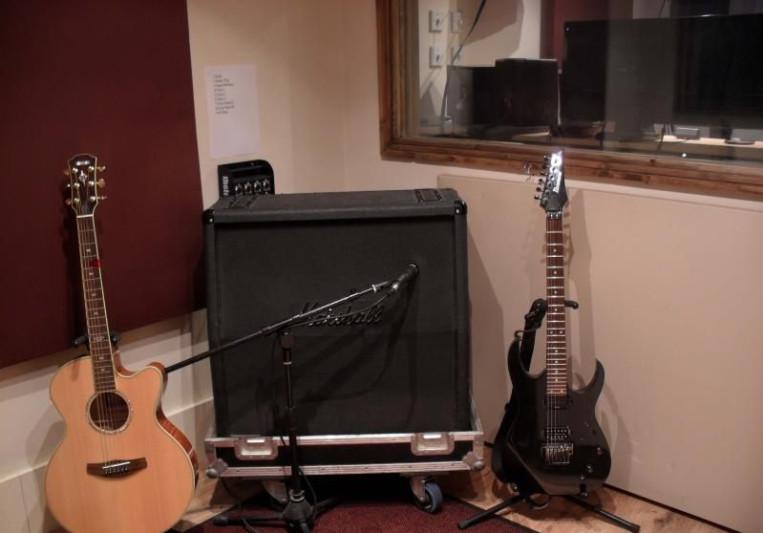 select recording studios. on SoundBetter