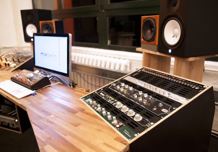 mixberlin Recordingstudio on SoundBetter