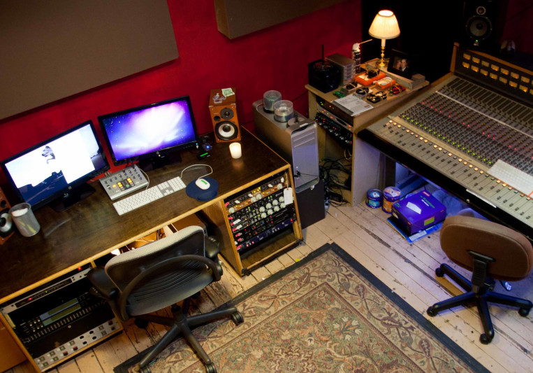 Strewnshank Studio and Productions on SoundBetter