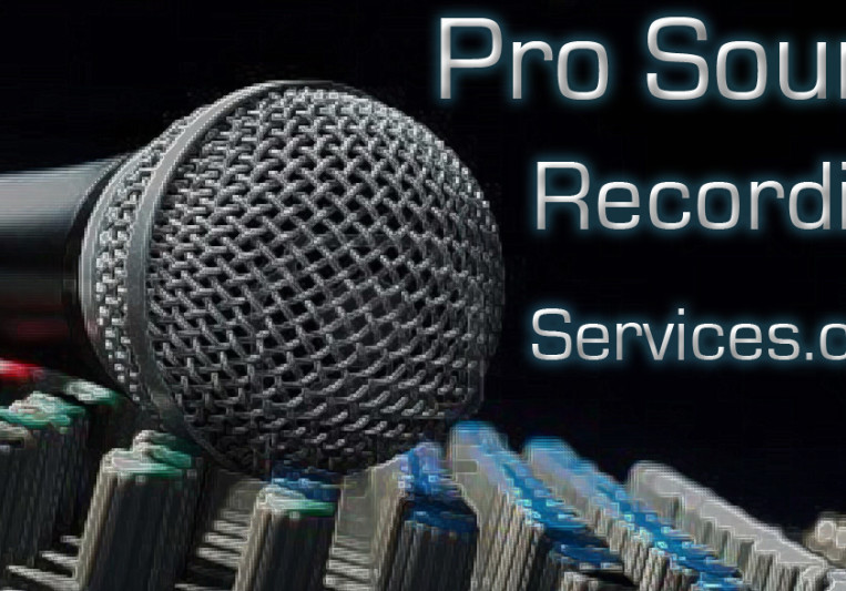 Pro Sound Recording Services on SoundBetter