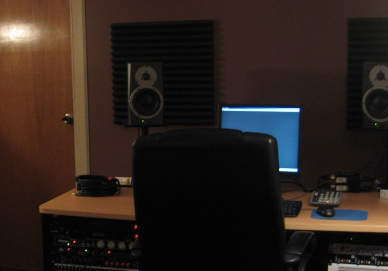 Small Room Studio on SoundBetter