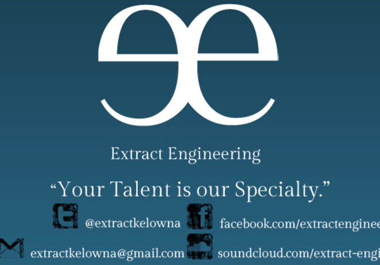 Extract Engineering on SoundBetter