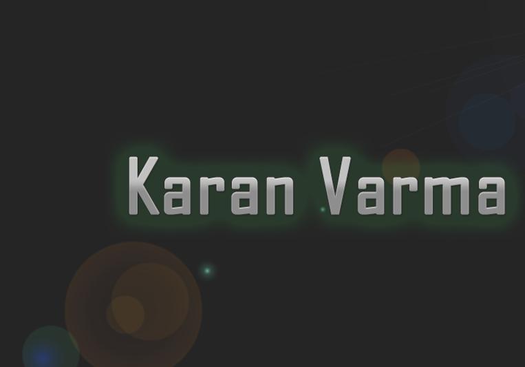 Karan Varma on SoundBetter
