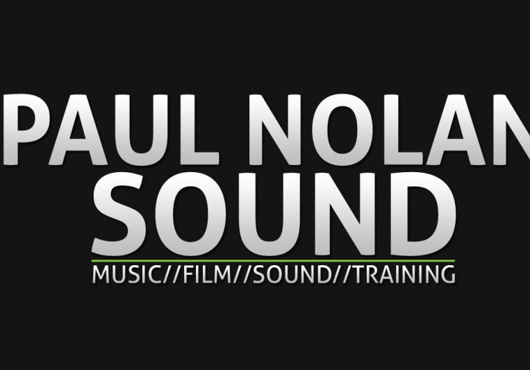 Paul Nolan Sound on SoundBetter