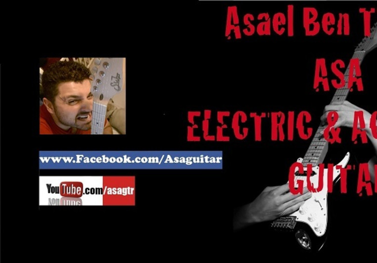 Asa - Professional Electric & Acoustic guitar & Mixing. on SoundBetter
