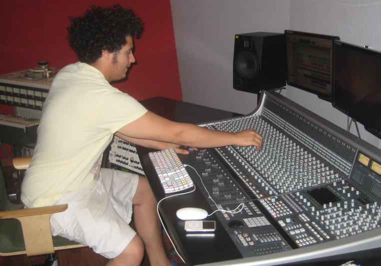 Sebastian De Carcer on SoundBetter