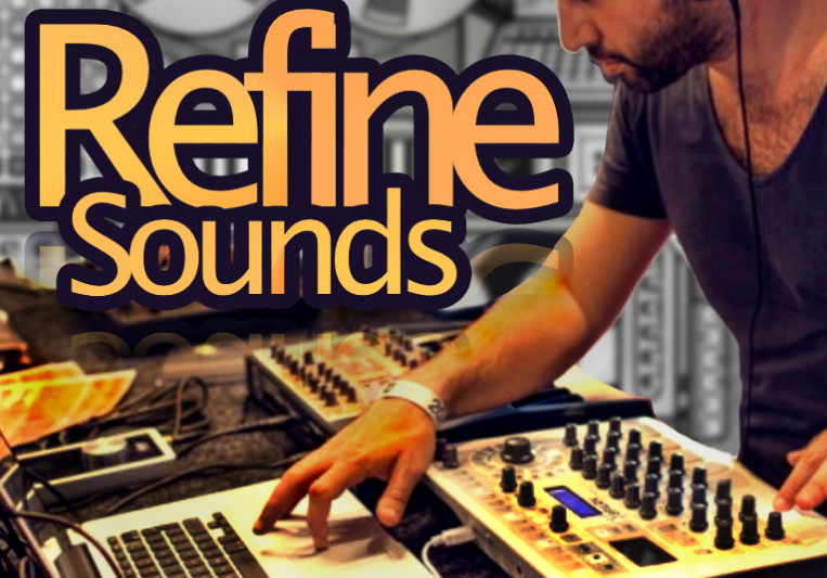 Refine Sounds on SoundBetter