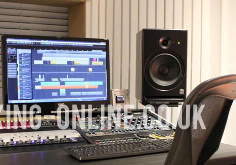Mixing Online on SoundBetter
