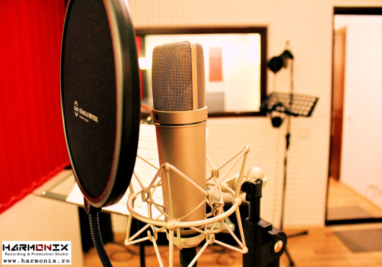 Harmonix Recording Studio on SoundBetter