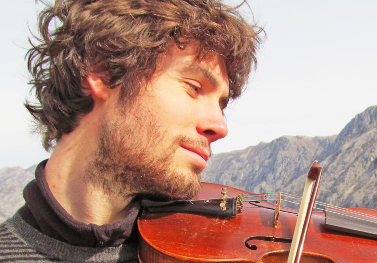 Violin, Layered Harmonies on SoundBetter