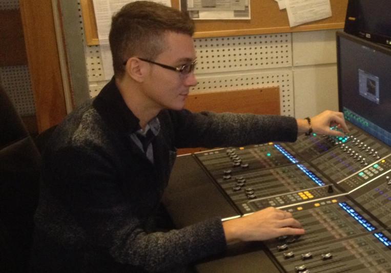 Aleksey on SoundBetter