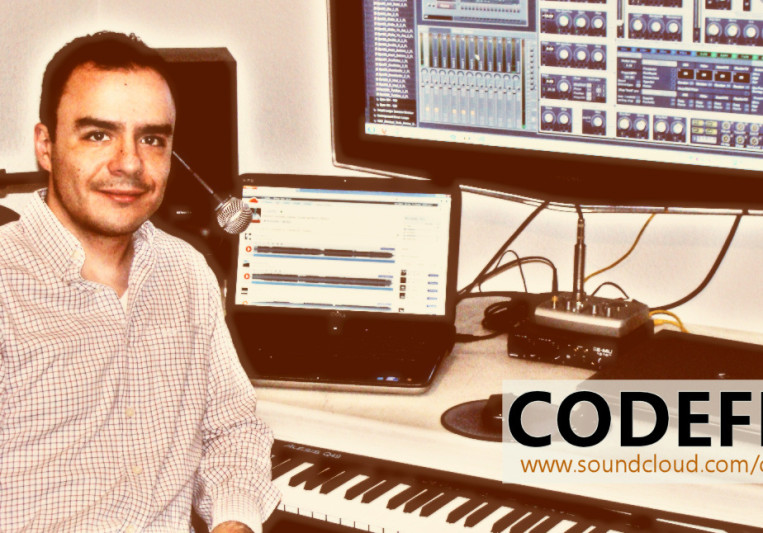 Codefly Alex G. Garibay on SoundBetter