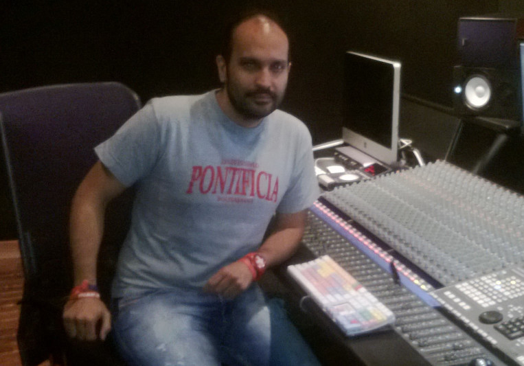 Gilberto Barriga on SoundBetter