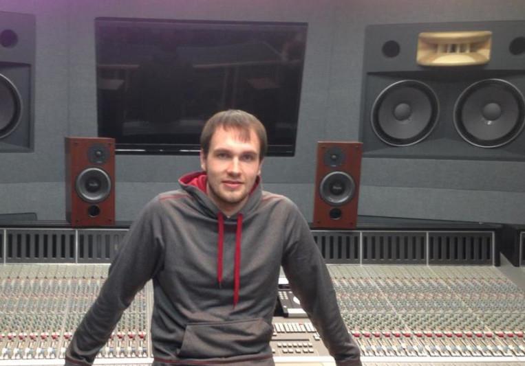 Keith Parry on SoundBetter
