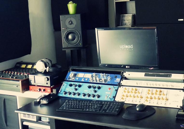 upload studio on SoundBetter