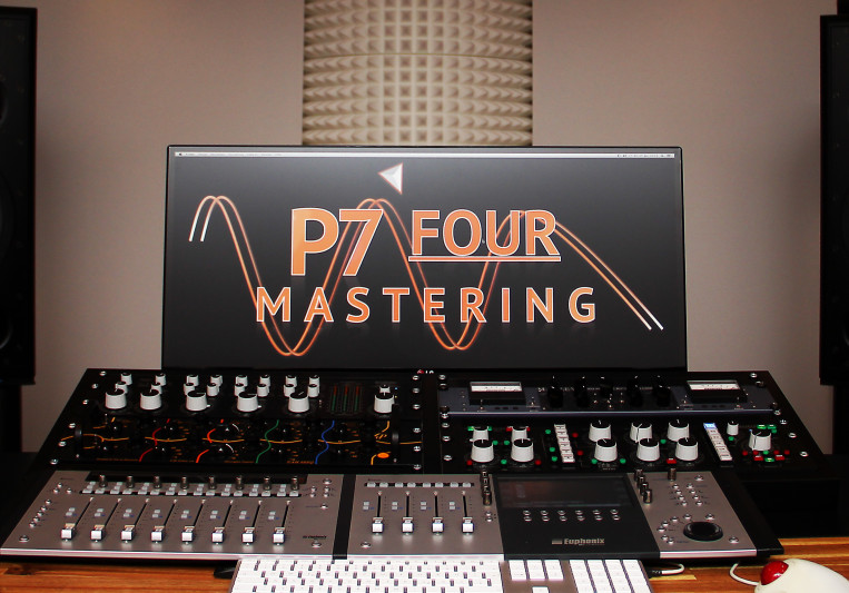 P7FOUR Mastering Studio on SoundBetter
