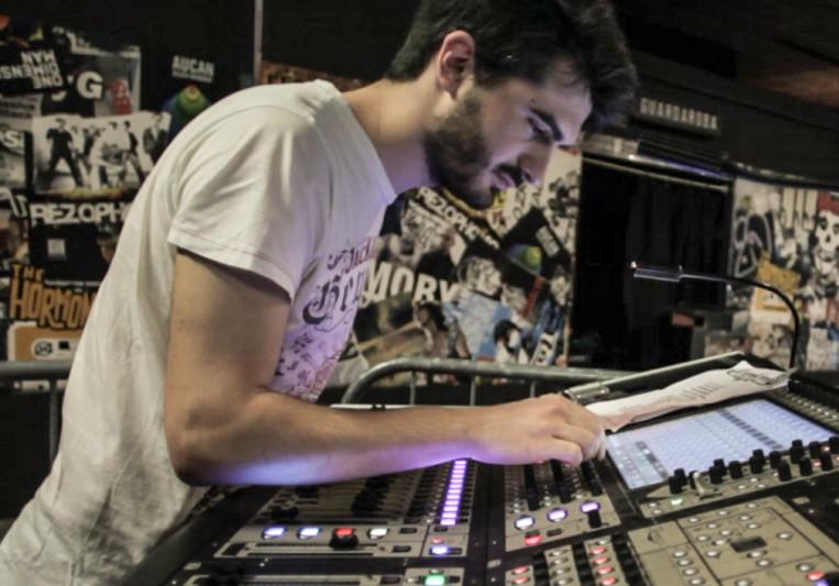 Gritti Gabriele on SoundBetter
