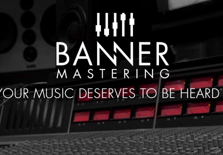 Banner Mastering on SoundBetter