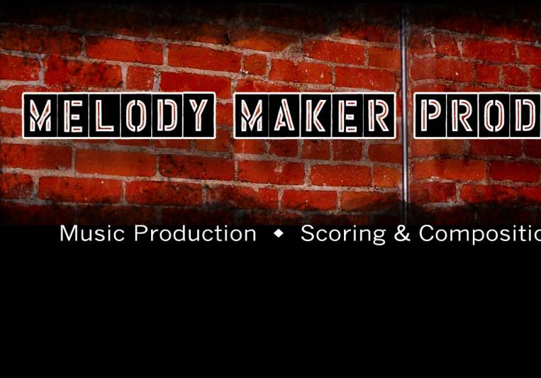 Melody Maker Productions on SoundBetter