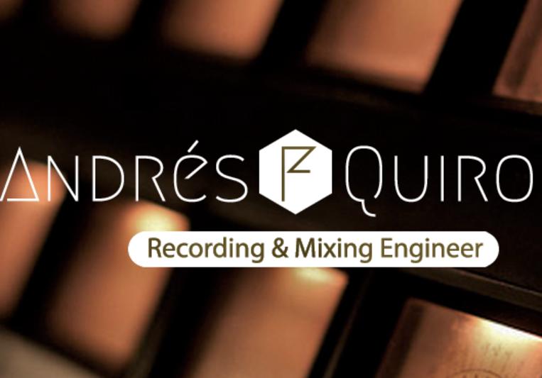 Andrés F Quiroga on SoundBetter
