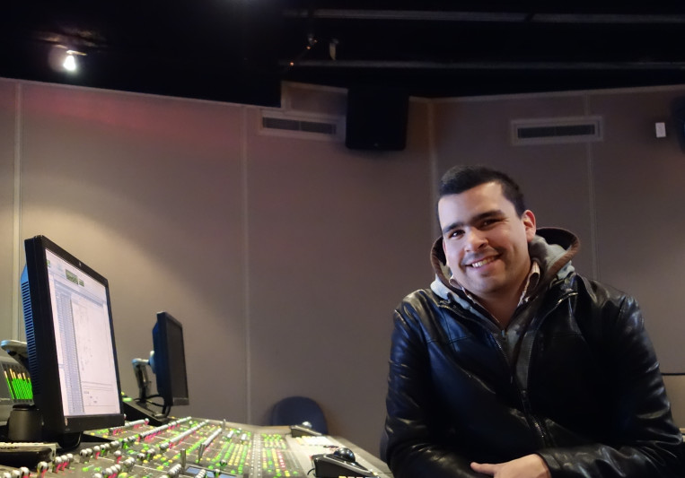Christian Colmenares on SoundBetter