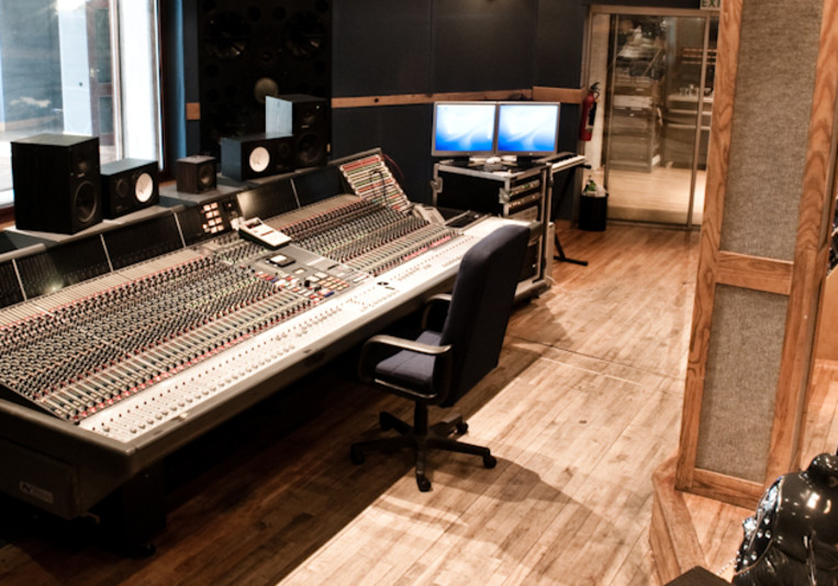 Parr Street Studios on SoundBetter