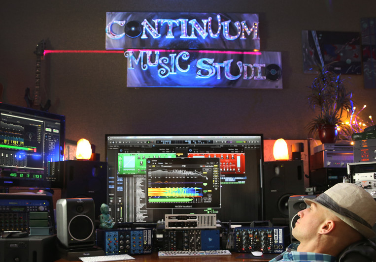 Continuum Music Studio on SoundBetter