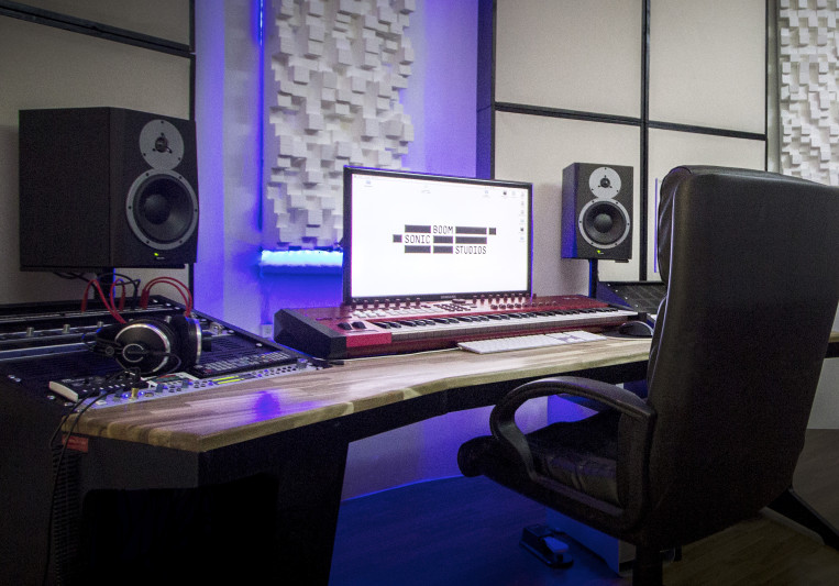 Sonic Boom Studios on SoundBetter