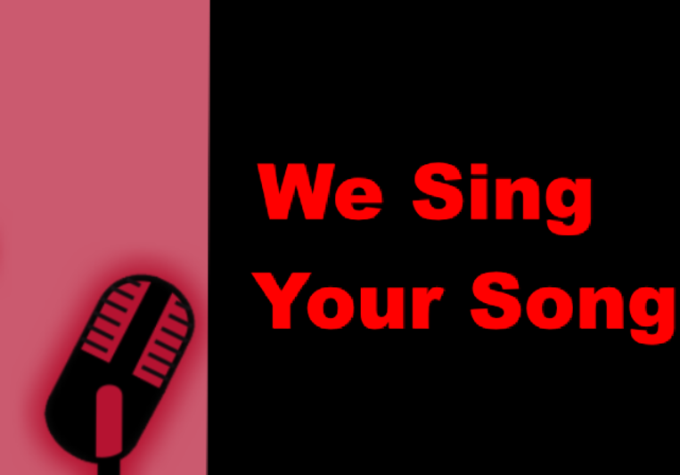 We Sing Your Song on SoundBetter