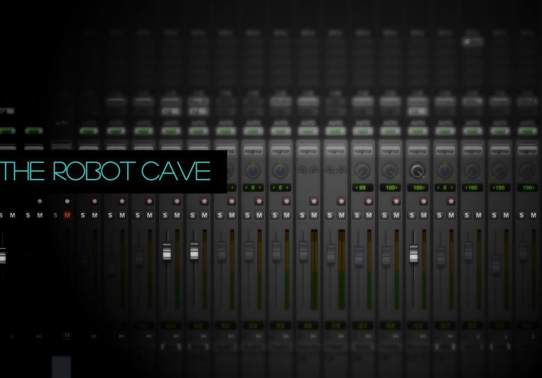 The Robot Cave Audio Lab on SoundBetter