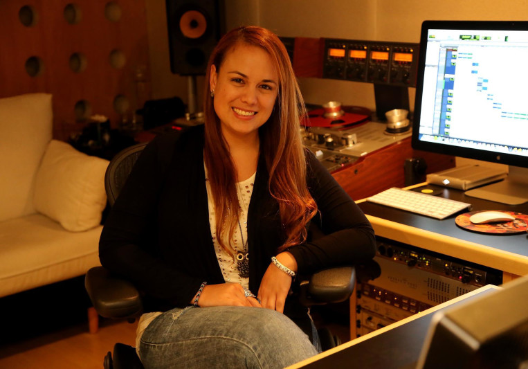 Natalia Herrera - Mastering on SoundBetter