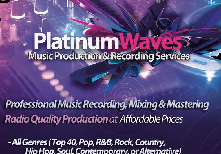 Platinum Waves on SoundBetter