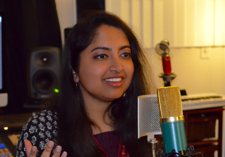 Shruti Iyer on SoundBetter