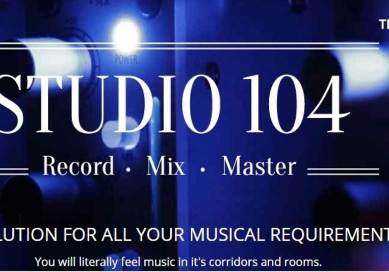 Studio 104 Kolkata on SoundBetter